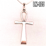 Egyptian Cross     (Genuine 925 Silver)
